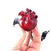 Сувениры и подарки handmade. Livemaster - original item Copy of Copy of Anatomical heart. Handmade.
