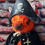 Куклы и игрушки ручной работы. Ярмарка Мастеров - ручная работа Маленький пират. Handmade.
