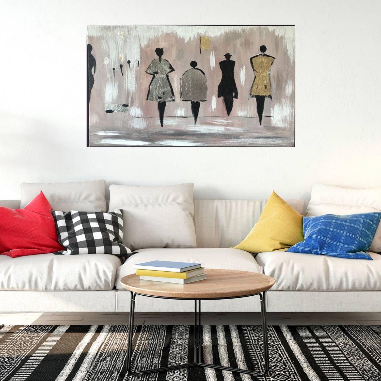 Интерьерная картина «Люди», абстракция, Картины, Челябинск,  Фото №1