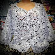 Одежда handmade. Livemaster - original item The jacket of the motives.. Handmade.
