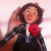 """Куклы и игрушки ручной работы. Ярмарка Мастеров - ручная работа Кукла из серии """"Подружки"""". Handmade."""