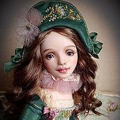 """Куклы и пупсы ручной работы. Ярмарка Мастеров - ручная работа """"Старые сказки """" Сильвия. Handmade."""