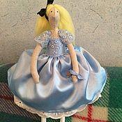 Куклы и игрушки ручной работы. Ярмарка Мастеров - ручная работа Кукла Алиса-2. Handmade.