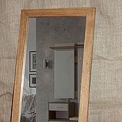 Для дома и интерьера ручной работы. Ярмарка Мастеров - ручная работа Зеркало из дуба. Handmade.