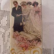 """Подарки к праздникам ручной работы. Ярмарка Мастеров - ручная работа Свадебная купюрница """"Венчание"""". Handmade."""