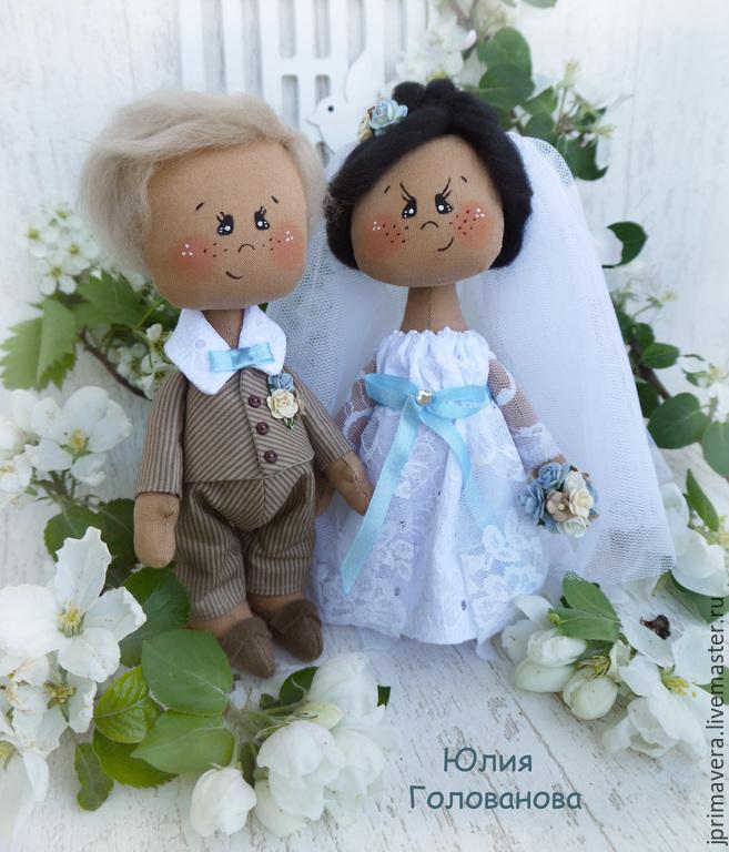 Кукла в подарок на свадьбу 816