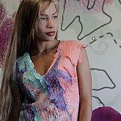 """Одежда ручной работы. Ярмарка Мастеров - ручная работа Платье """"Pastel"""". Handmade."""