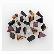 Украшения handmade. Livemaster - original item Earrings made of wood. Handmade.
