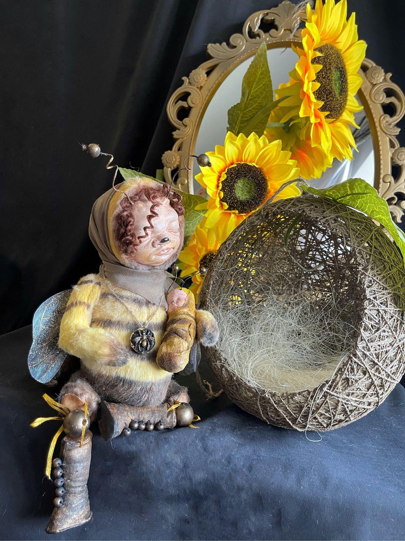 Пчелка мама в улье, Мягкие игрушки, Тверь,  Фото №1