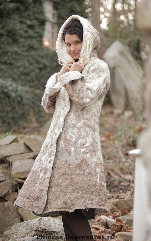 fac8791d70d Верхняя одежда ручной работы. Ярмарка Мастеров - ручная работа. Купить  зимнее пальто ручной работы ...
