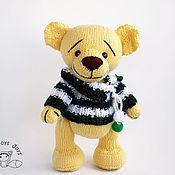 "Материалы для творчества ручной работы. Ярмарка Мастеров - ручная работа Мастер-класс ""Мишка Yellow Teddy Bear "". Handmade."