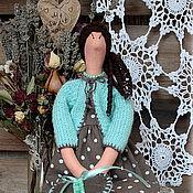 Куклы и игрушки ручной работы. Ярмарка Мастеров - ручная работа кукла тильда Ирма. Handmade.