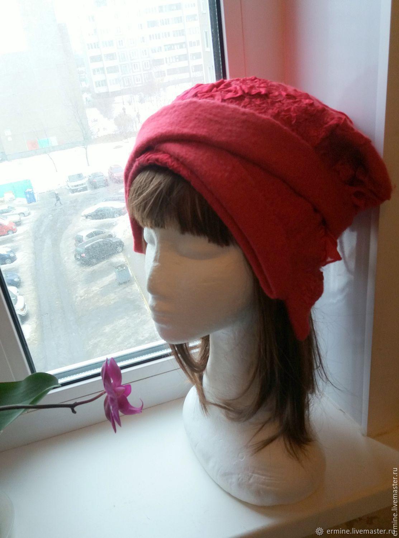 Beanie Merino wool, Caps, Minsk,  Фото №1