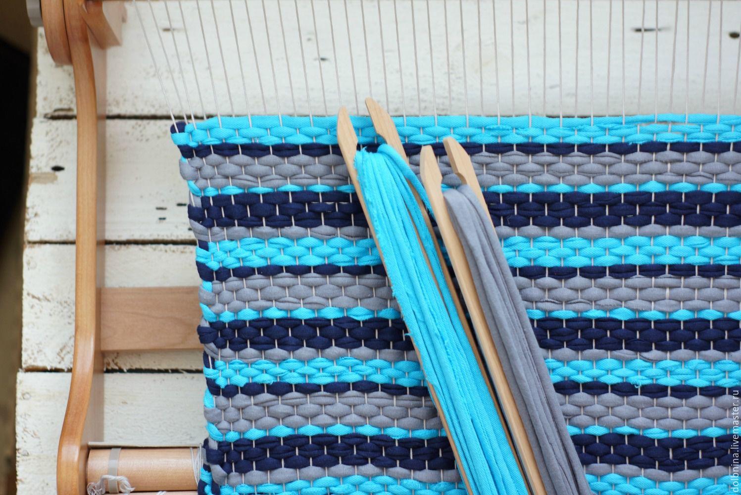 Домотканый коврик своими руками мастер класс фото 305