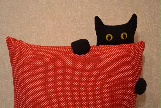 Сшить обычную подушку своими руками 53