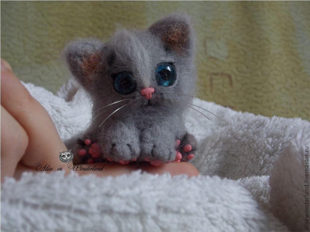 Кошечка Гипотенуза, Мягкие игрушки, Самара,  Фото №1