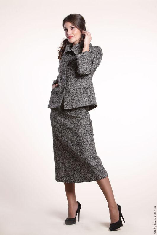 юбка миди из шерсти на подкладке юбка на весну юбка повседневная юбка серая юбка шерстяная юбка миди юбка в офис юбка офисная юбка с завышенной талией юбка шитая юбка из шерсти миди юбка серая шерстян