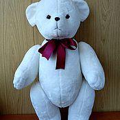 Куклы и игрушки ручной работы. Ярмарка Мастеров - ручная работа Медведь тедди большой. Handmade.