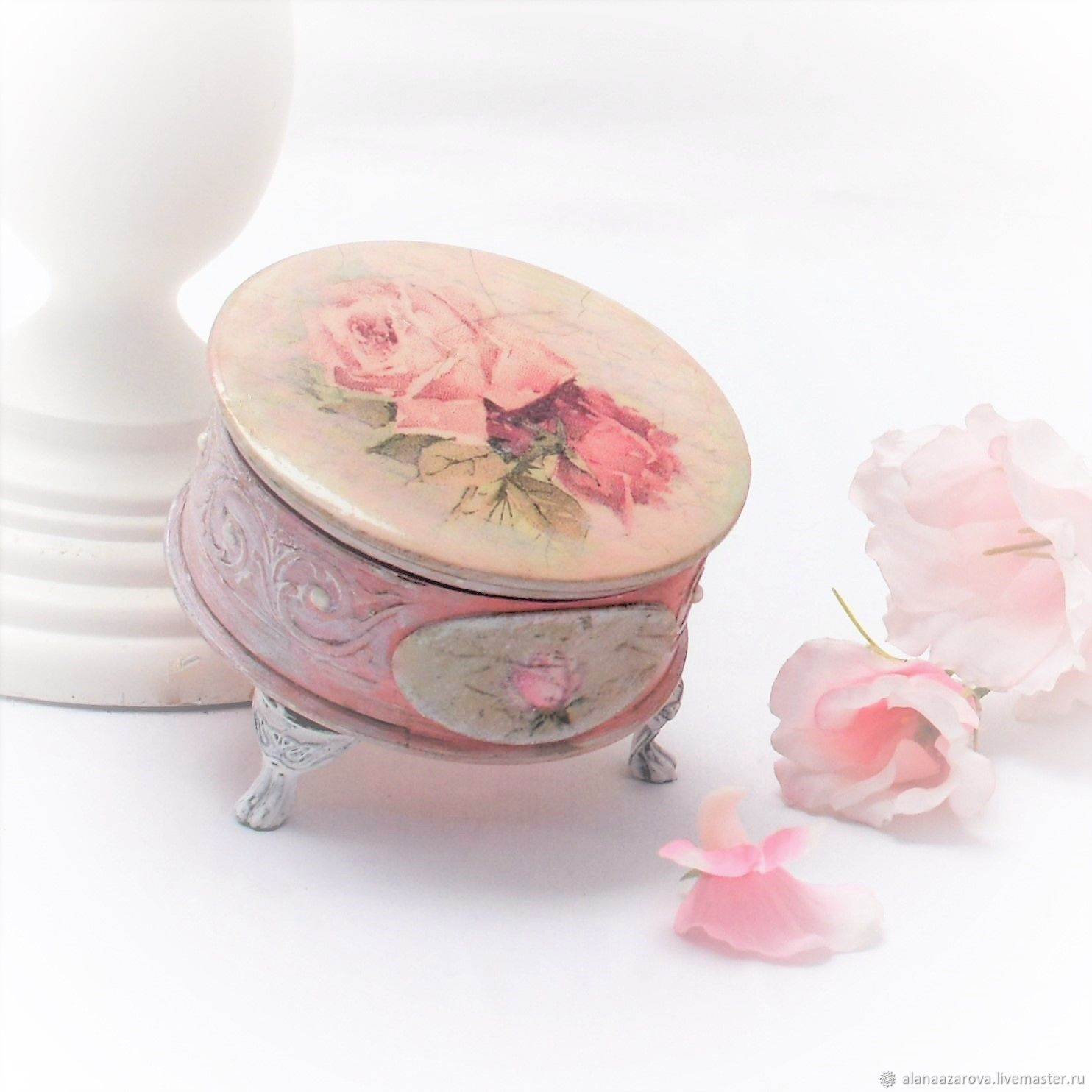 Bonbonniere Ma Cherie Jewelry Box For Rings A Wedding Gift