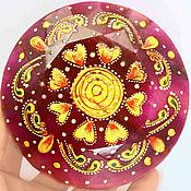 Украшения handmade. Livemaster - original item Ruby faceted natural painted 5180 ct Rarity !!!. Handmade.