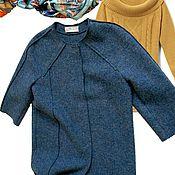 Одежда ручной работы. Ярмарка Мастеров - ручная работа Тёплое пальто из лодена. Handmade.