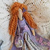 Куклы и игрушки ручной работы. Ярмарка Мастеров - ручная работа Тильда Одетт. Handmade.