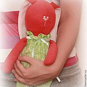Куклы и игрушки ручной работы. Ярмарка Мастеров - ручная работа Зайка Сэм. Handmade.