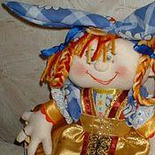Куклы и игрушки ручной работы. Ярмарка Мастеров - ручная работа Кукла Иришка. Handmade.