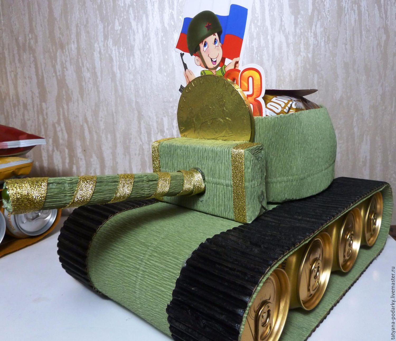 Подарок на день танкиста вот 233