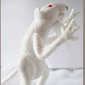 Куклы и игрушки handmade. Livemaster - original item Rat
