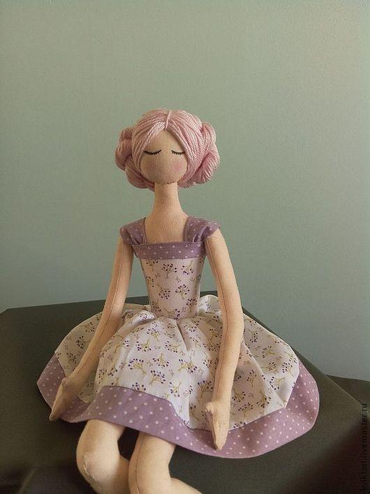 Коллекционные куклы ручной работы. Ярмарка Мастеров - ручная работа. Купить Интерьерная кукла. Handmade. Интерьерная кукла, коллекционная кукла