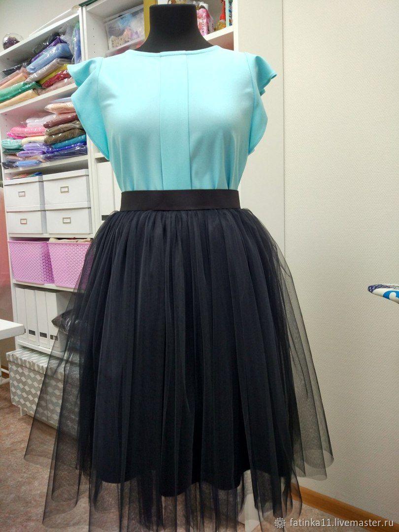 фатиновые юбки фото сшить ротана
