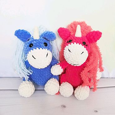 Куклы и игрушки ручной работы. Ярмарка Мастеров - ручная работа Мини пони, единорожки. Handmade.
