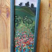 """Картины и панно ручной работы. Ярмарка Мастеров - ручная работа """"3D""""- картины из шерсти - в подарок!. Handmade."""