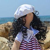 Куклы и игрушки ручной работы. Ярмарка Мастеров - ручная работа Anna - Maria (морячка). Handmade.