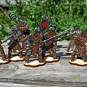Куклы и игрушки handmade. Livemaster - original item Play set: Orcs of Mordor. Handmade.