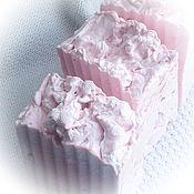 """Косметика ручной работы. Ярмарка Мастеров - ручная работа """"Молочная Сангрия""""натуральное взбитое  мыло-суфле с фруктовым ароматом. Handmade."""