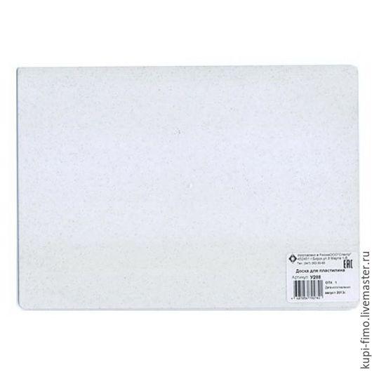 """Для украшений ручной работы. Ярмарка Мастеров - ручная работа. Купить Доска для лепки формата A4 """"NORMAN"""". Handmade. Белый"""
