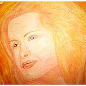 Картины и панно ручной работы. Ярмарка Мастеров - ручная работа Ваш Масляный Портрет. Handmade.