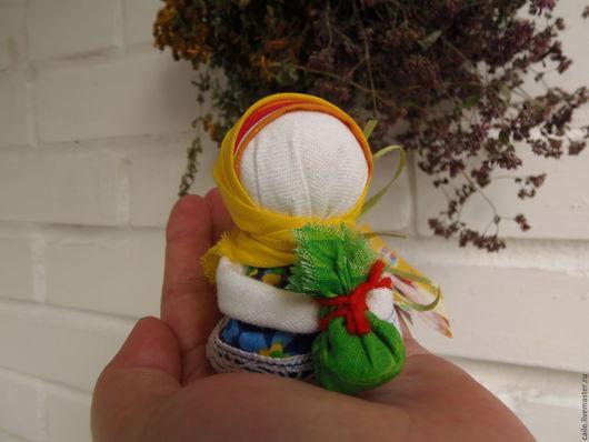 """Народные куклы ручной работы. Ярмарка Мастеров - ручная работа. Купить Оберег """"Подорожница"""". Handmade. Комбинированный, подарок"""
