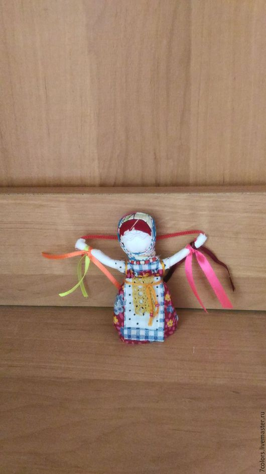 Народные куклы ручной работы. Ярмарка Мастеров - ручная работа. Купить Кукла Желанница. Handmade. Кукла ручной работы, бусины