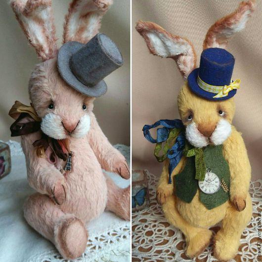Куклы и игрушки ручной работы. Ярмарка Мастеров - ручная работа. Купить Выкройка кролика. Handmade. Чёрно-белый, выкройка