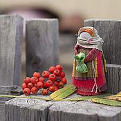 Народная кукла ручной работы. Ярмарка Мастеров - ручная работа Подорожница народная кукла традиционная. Handmade.