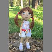 Куклы и игрушки ручной работы. Ярмарка Мастеров - ручная работа Палома. Handmade.