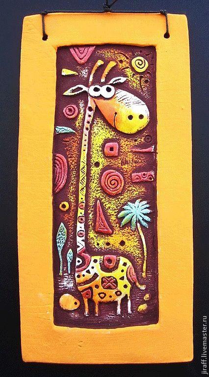 Прихожая ручной работы. Ярмарка Мастеров - ручная работа. Купить Jirаффа. Handmade. Небесный жираф, жираф, жирафик, жирафа, жирафы