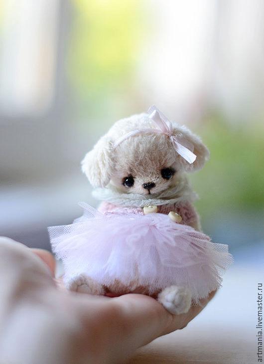 Мишки Тедди ручной работы. Ярмарка Мастеров - ручная работа. Купить Rita). Handmade. Белый, вискоза, фатин