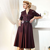 Одежда handmade. Livemaster - original item Dress in the style of 50`s
