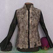 Одежда ручной работы. Ярмарка Мастеров - ручная работа Серая овечка. Handmade.
