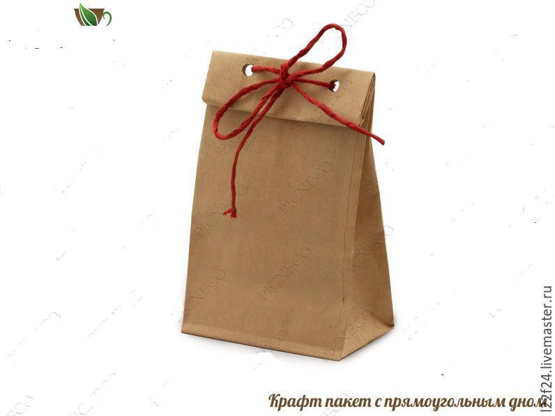 Бумажные пакеты для подарка 3