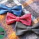 """Галстуки, бабочки ручной работы. Ярмарка Мастеров - ручная работа. Купить Галстук бабочка """"Детская"""". Handmade. Разноцветный, галстук-бабочка"""